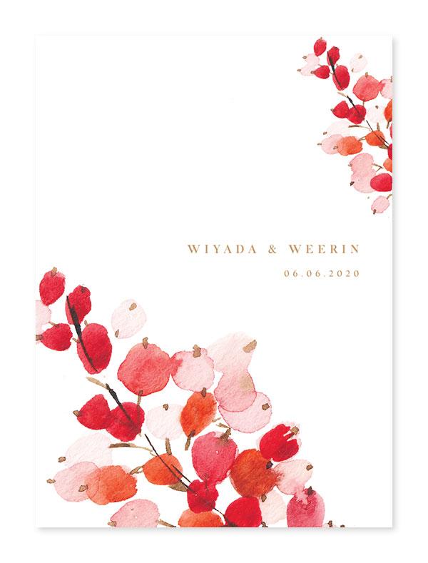 การ์ดแต่งงานสีแดง สีเบอร์กันดี Burgundy สีไวน์แดง การ์ดแต่งงานสีแดงทอง ปั๊มฟอยล์สีทอง แบบพิมพ์การ์ดแต่งงาน ตัวอย่างการ์ดแต่งงาน ข้อความในการ์ดแต่งงาน การ์ดแต่งงานเก๋ๆ การ์ดแต่งงานมินิมอล แบบการ์ดงานแต่ง การ์ดเชิญงานแต่ง การ์ดแต่งงานวินเทจ การ์ดแต่งงานสวยๆ