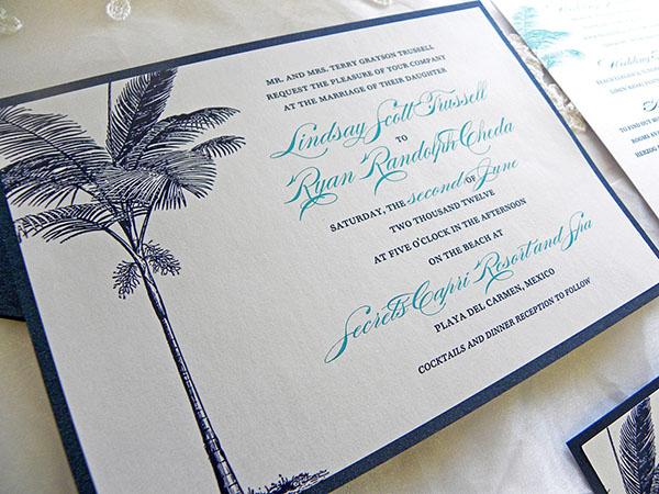 การ์ดแต่งงานสีน้ำเงินเข้ม Navy Blue การ์ดงานแต่งสีกรมท่า การ์ดแต่งงานสีน้ำเงินทอง การ์ดเชิญงานแต่ง ขนาด 5x7 4x9 นิ้ว ปรับข้อความและลำดับพิธีการด้านหลังการ์ดได้ แบบพิมพ์การ์ดแต่งงานธีมสีสวยๆ ปั๊มนูน ปั๊มฟอยล์ทอง เงิน โรสโกลด์ 31